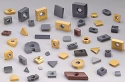 inserts milling 